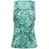 GORE RUNNING WEAR AIR PRINT Singlet Lady turquoise